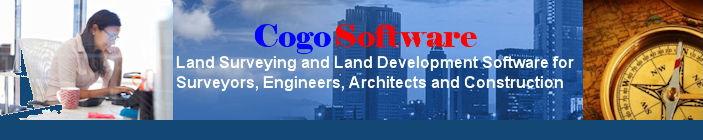 Survey and Cogo : CogoSoftware com, Land Surveying and Land